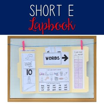 Short E/CVC Lapbook