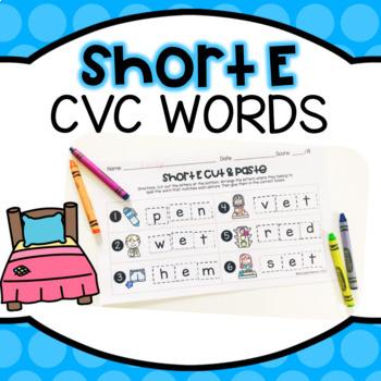 Short E CVC Packet