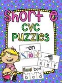 Short E CVC Center Puzzles