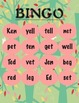 CVC Short E Word Games and Flashcards
