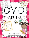 Short E CVC Words [Freebie!]