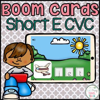 Short E CVC for Boom Cards