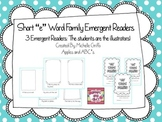 Short E Emergent Reader: Word Families EN, ED, ET