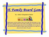 Short E Family Board Game