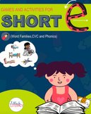 Short E No Prep! 11 different Games and Activities