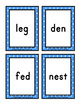 Short E Phonics Game