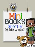 Short E Phonics Mini Books