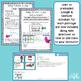 Short E QR Code Task Cards