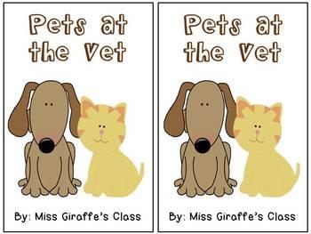 Short E Reader: Pets at the Vet