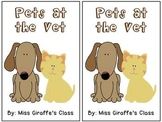 Short E Reader: Pets at the Vet