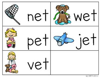 Short Vowel E Reading Passages