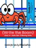{Write the Room: Short /e/ Scuba Dive}