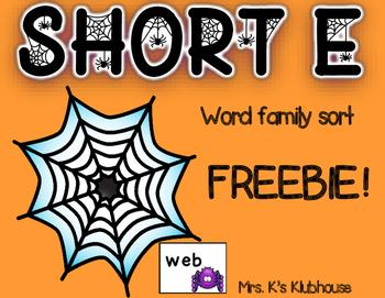 Short E Sort