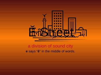 Short E Street (Sound City)