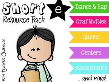 Short E Vowel Unit