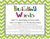 Short-E Word Family Activity Mats