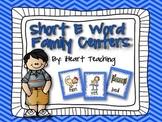 "Short Vowel ""E"" Word Family Centers {Common Core Aligned}"