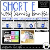 Short E Word Family Unit Bundle