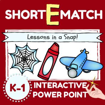 SHORT E MATCH