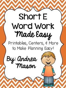 Word Work