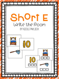 Short E Write the Room