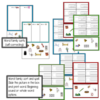 Short Vowel E Games and Activities - Smart Board