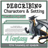 Describing Characters and Setting-Short Fantasy Story for