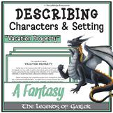 Short Fantasy Story for Reading Comprehension-Describing C