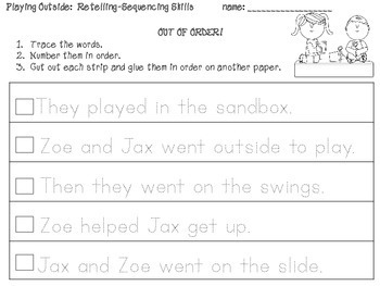 Reading Comprehension: Short Story & Writing