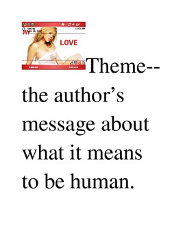 Short Fiction and the Novel Word Wall