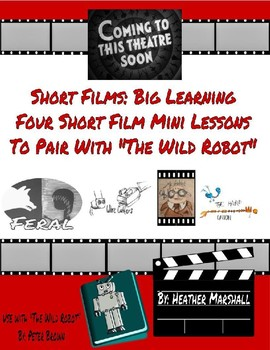 Short Film Pairings for The Wild Robot *BUNDLE*