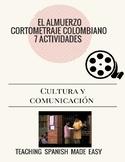 Short Film Spanish Class- Level 2+ Colombia- El Almuerzo