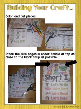 Short I Flip Book