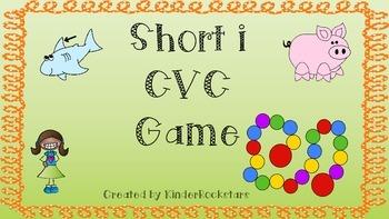 Short I CVC Board Game