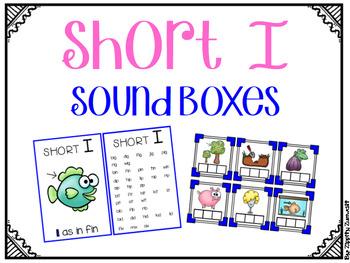 Short I CVC Sound Boxes