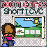 Short I CVC for Boom Cards
