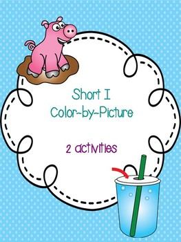 Short I Color-By-Picture