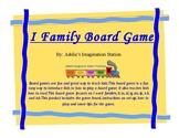Short I Family Board Game