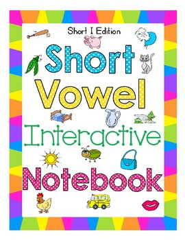 Short I Interactive Notebook