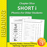Short I: Phonics for Older Students