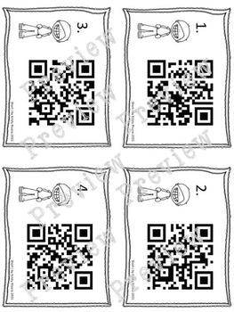 Short I QR Codes