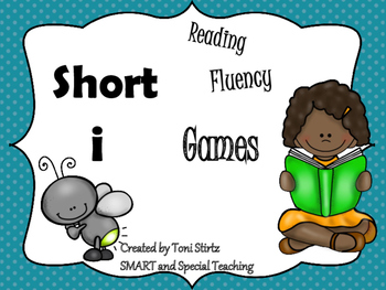 Short I Reading Fluency Games