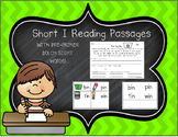 Short Vowel I Reading Passages