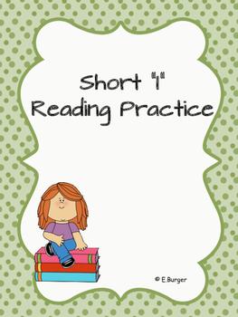 Short I Reading Practice
