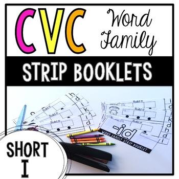 Short I Strip Booklets