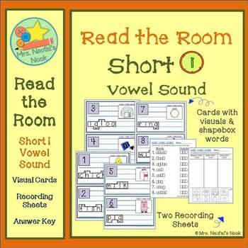 Read the Room Short Vowel I