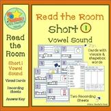 Read the Room Alphabet Short Vowel I