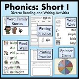 Short I Word Families: Phonics and Writing Fundamentals