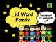 Short I Word Families Words