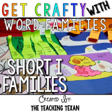 Short I Word Family Crafts
